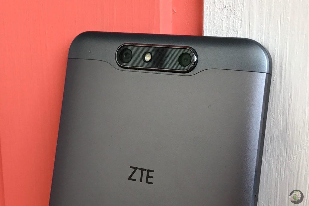Предельно короткий обзор ZTE Blade V8