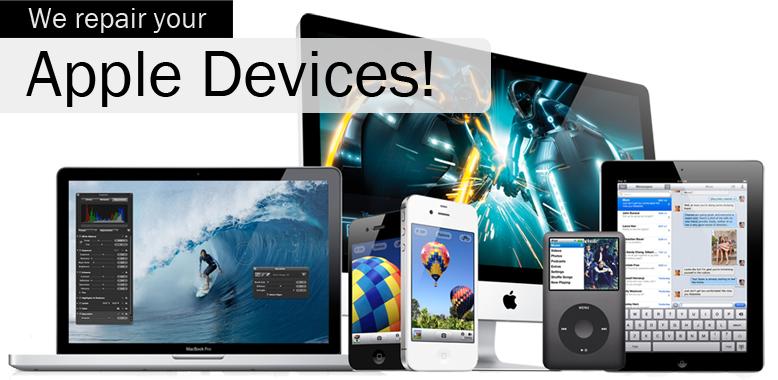 Ремонт техники Apple на профессиональном уровне дешево