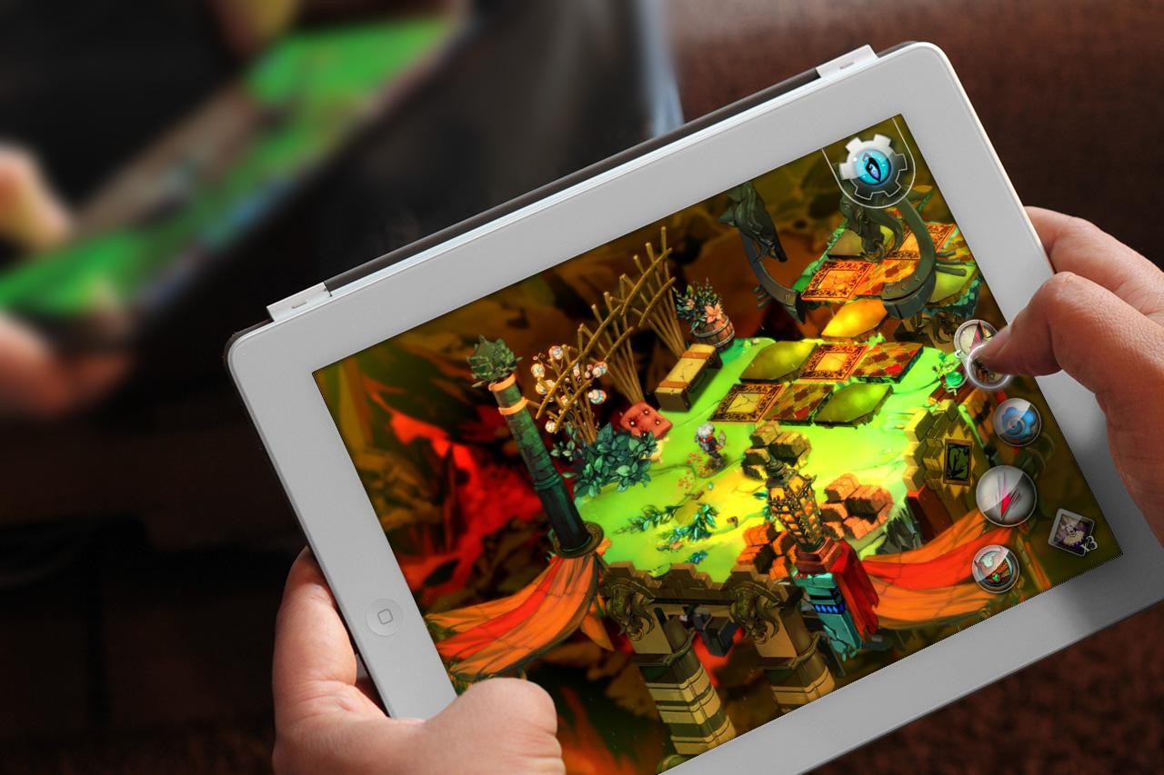 Большая подборка увлекательных игр для iPad – скучать не придется!