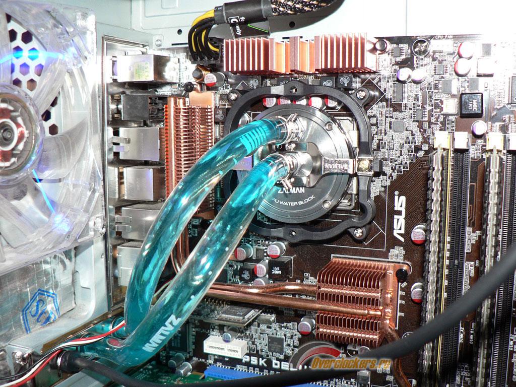 Геймерам и криптофермерам в помощь - новые системы охлаждения