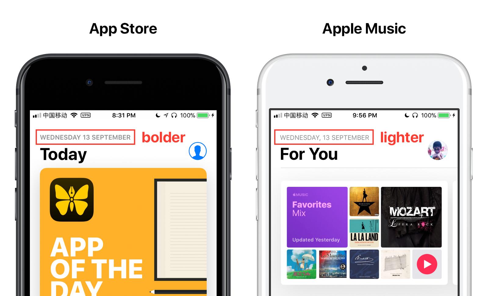 Дизайнер разнес iOS 11 в пух и прах с примерами на фото и видео