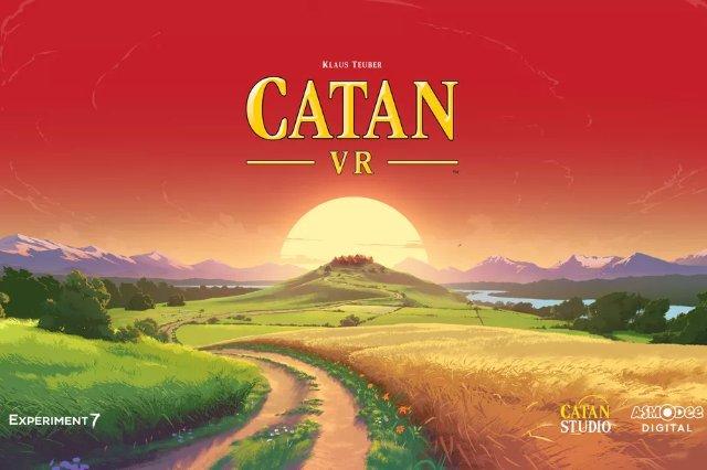 Игра Settlers of Catan появится в виртуальной реальности