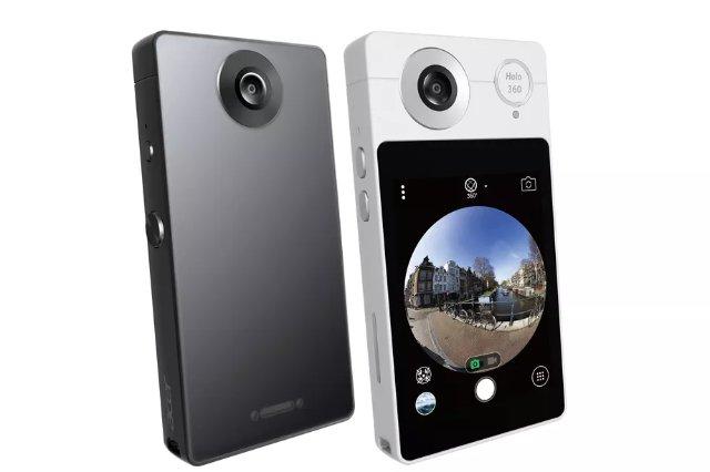 Acer анонсировала выпуск двух 360-градусных камер