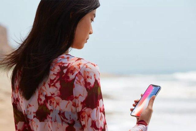 Face ID будет иметь функцию быстрого отключения и работать с большинством солнцезащитных очков