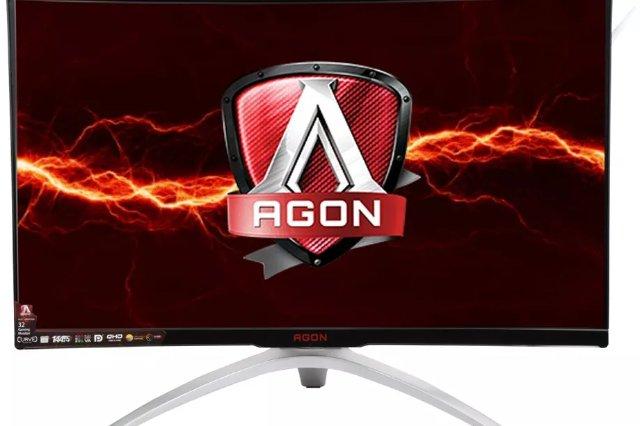 AOC представила новый монитор для геймеров