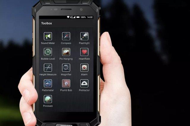 Doogee S60 - телефон, сделанный для очень мужественных мужчин