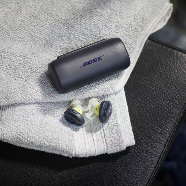 Bose выпускает беспроводные наушники SoundSport Free