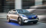 Mercedes-Benz потратит 1 млрд долларов на строительство электромобилей в США