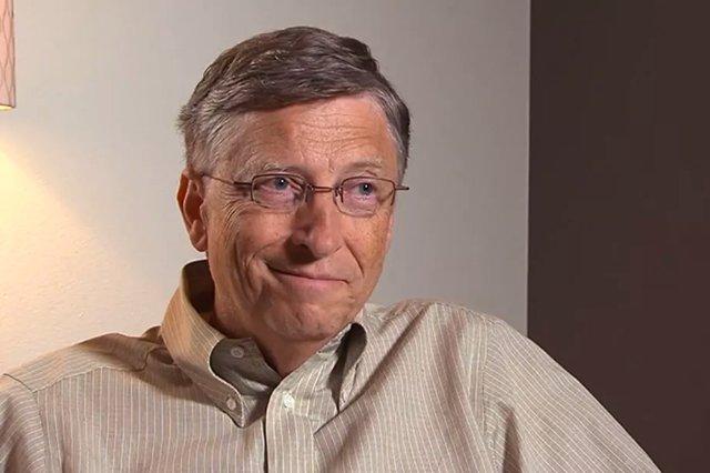 Билл Гейтс теперь использует телефон на Android