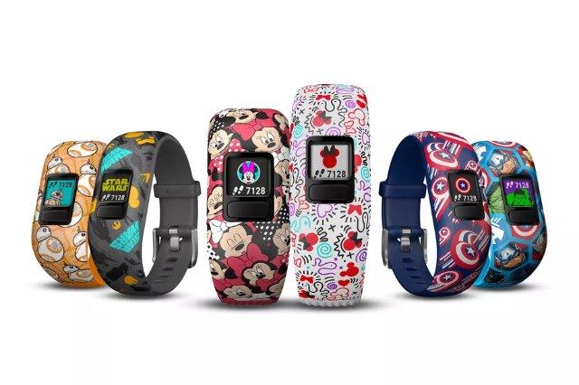 Garmin выпускает новые фитнес-трекеры для детей