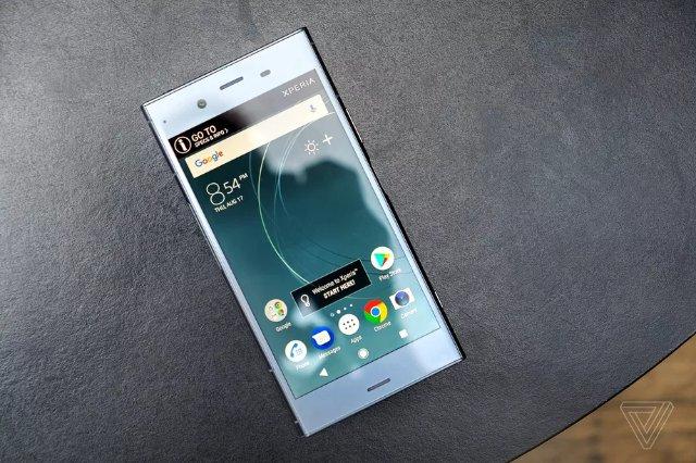 Sony наконец изменит дизайн своего телефона