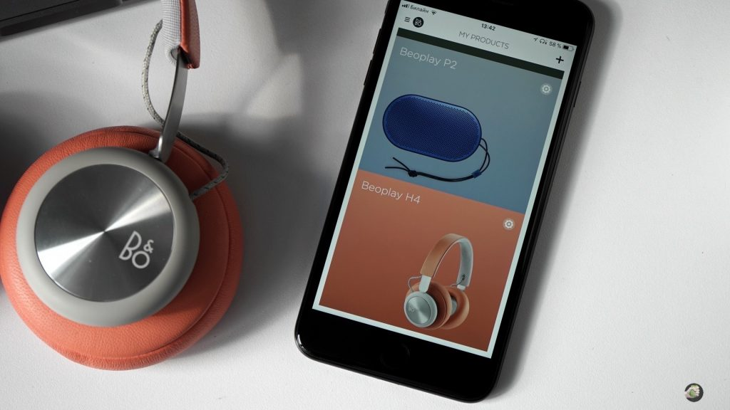 Bang&Olufsen Beoplay H4: Секси!