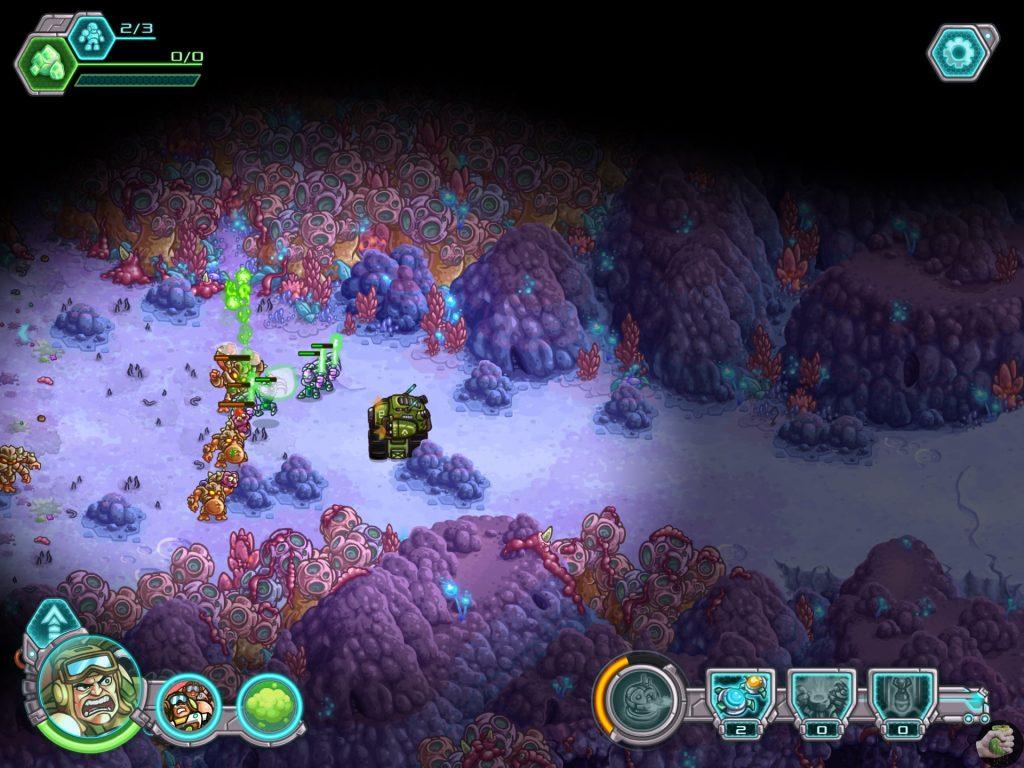 Десант к бою готов! Вышла долгожданная игра Iron Marines от создателей Kingdom Rush