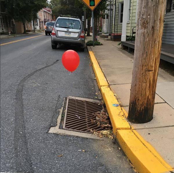 Безобидные шарики перепугали полицейских