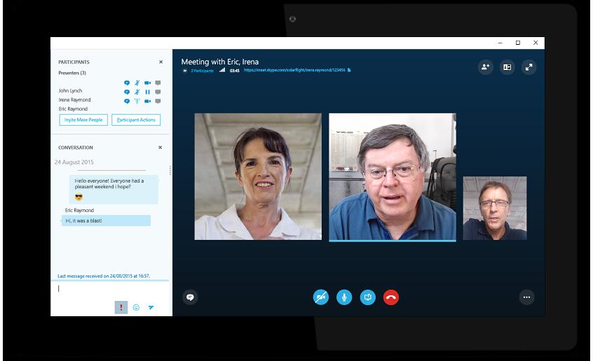 Skype - cамая популярная программа для общения