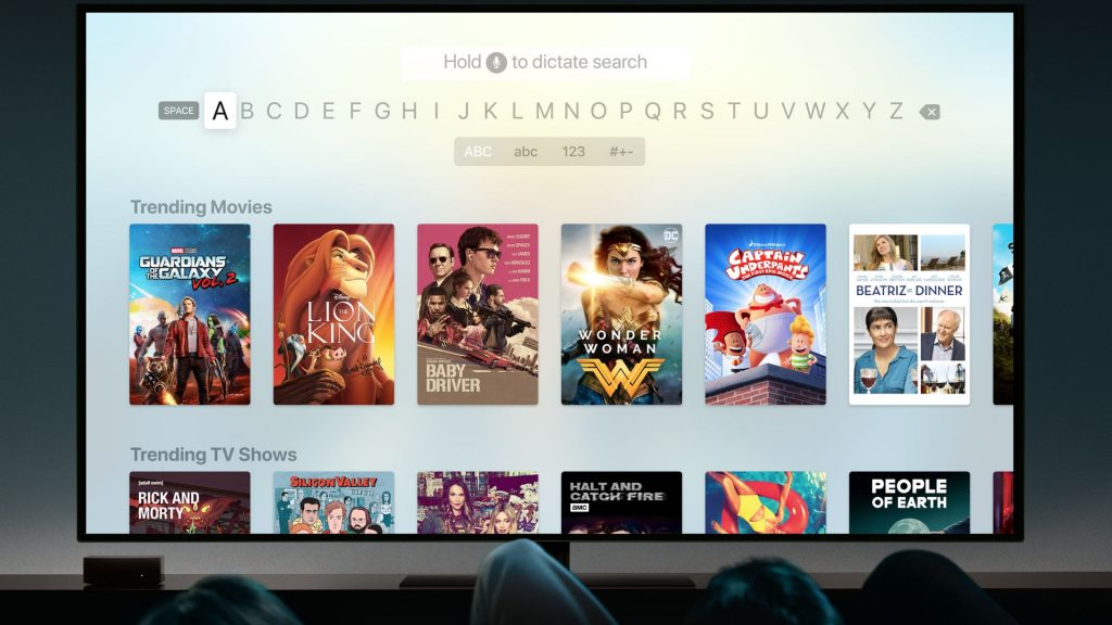 Apple TV 4K: главное