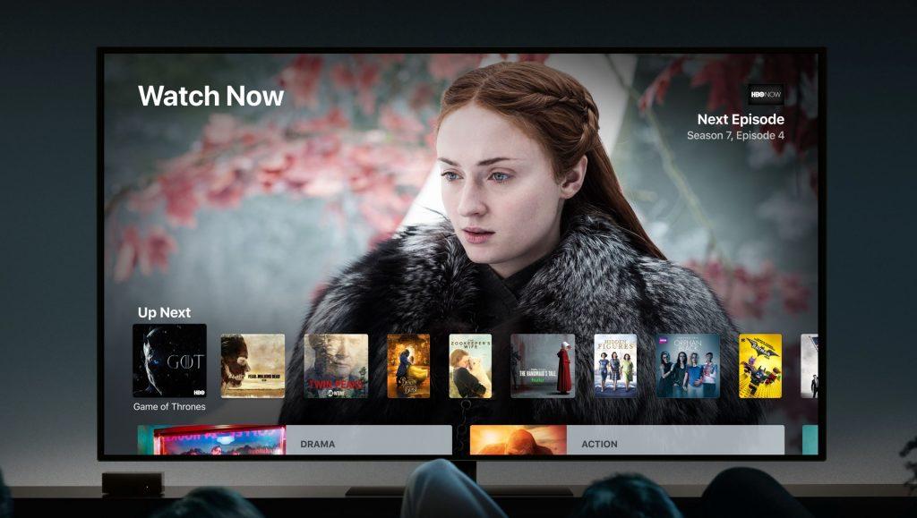 Apple TV 4K: главное