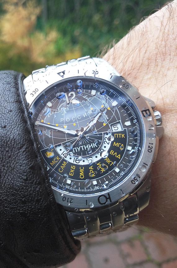 Вещь дня: часы «Путник» Константина Чайкина