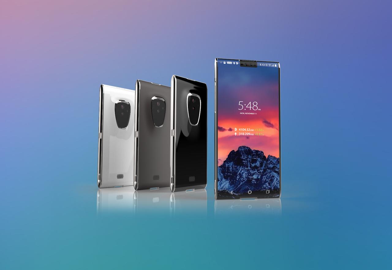 Ну, привет – это смартфон для майнеров «крипты», стоит, как и iPhone X, не дорого…