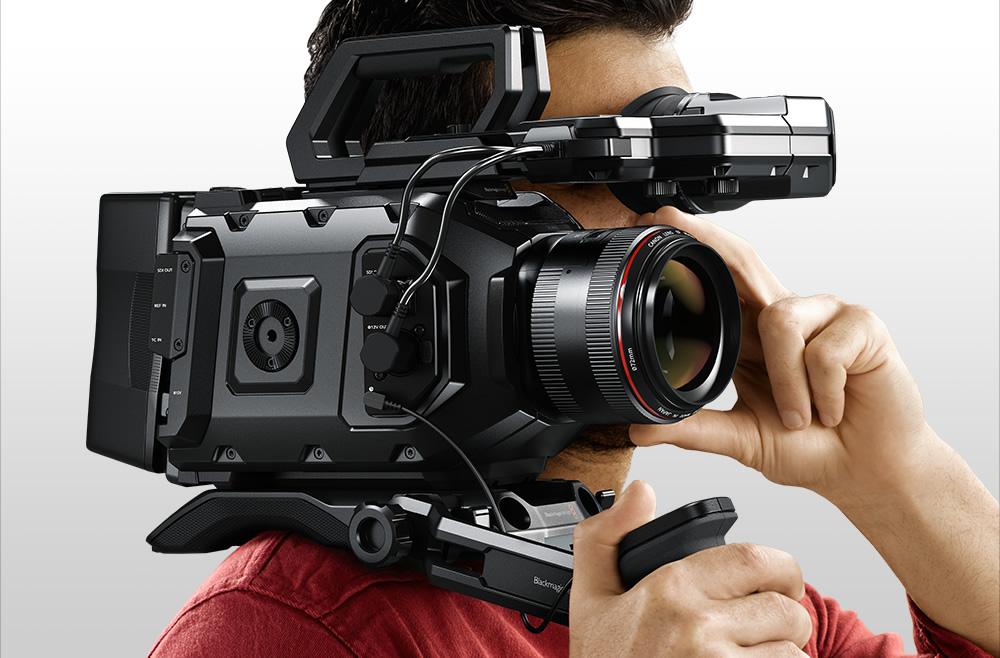 Профессиональные видеокамеры BlackMagic - ваш надежный помощник!