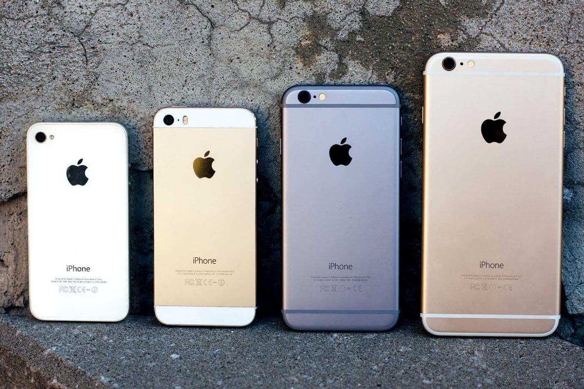 Оригинальные iPhone с гарантией в СПб