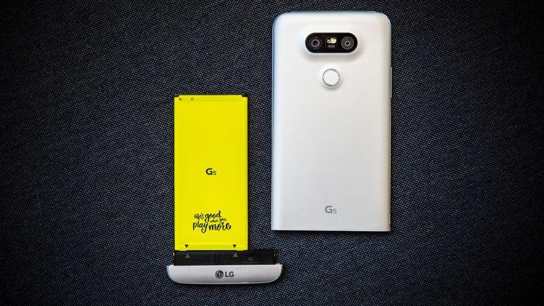 LG G5 – смартфон будущего