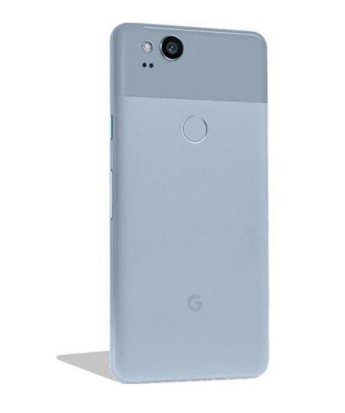 Это Google Pixel 2 и лучше бы мы его не видели