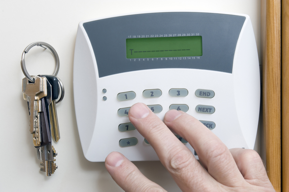 Как подключить сигнализацию в доме?