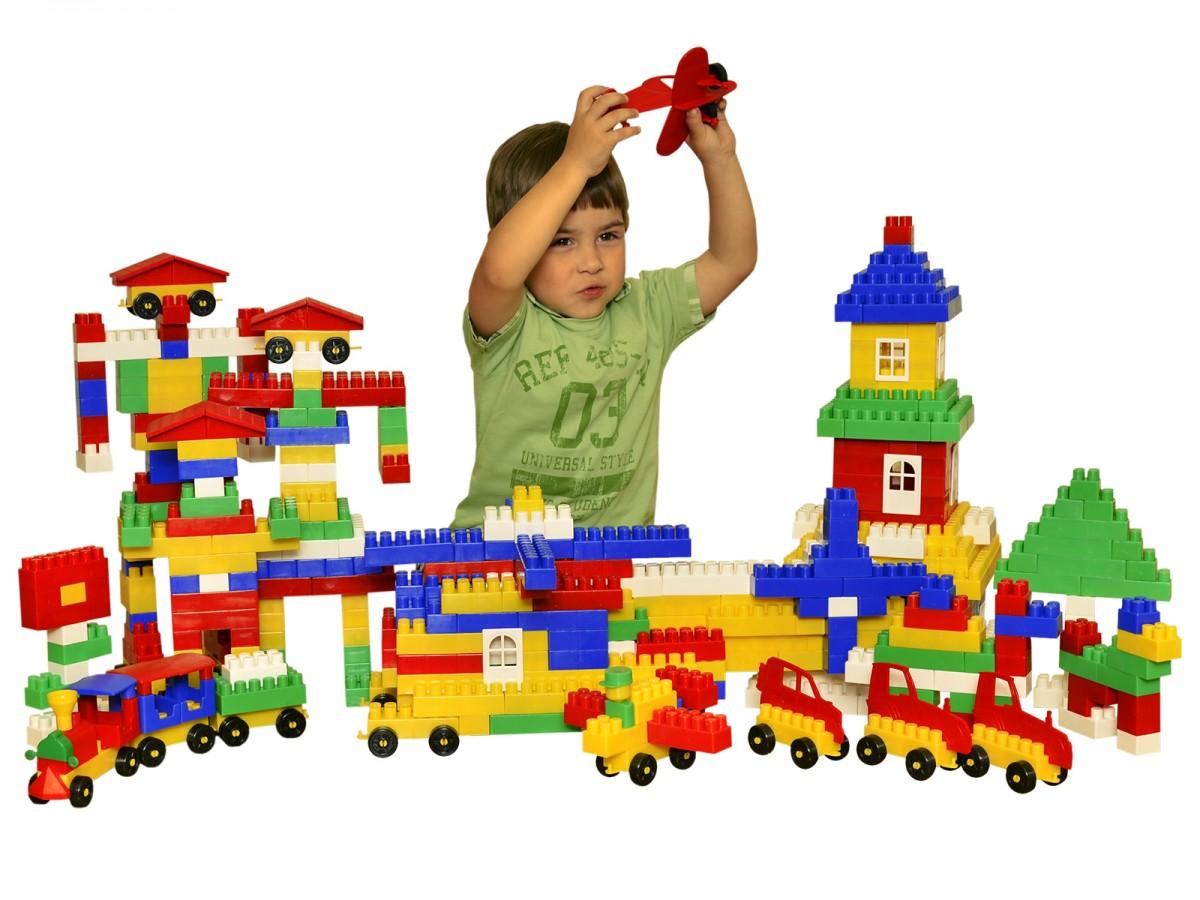 Выбор конструкторов – аналогов LEGO