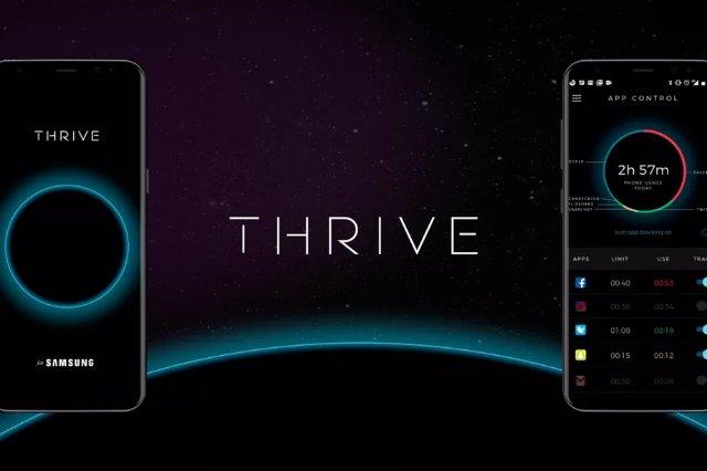 Новое приложение Thrive позволит вам отдохнуть от телефона