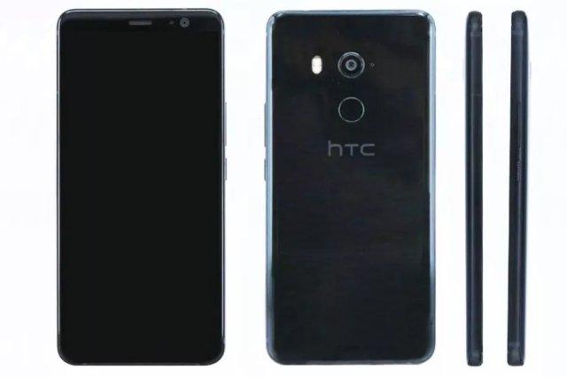 Утечка HTC U11 Plus показывает дисплей с гораздо меньшими рамками