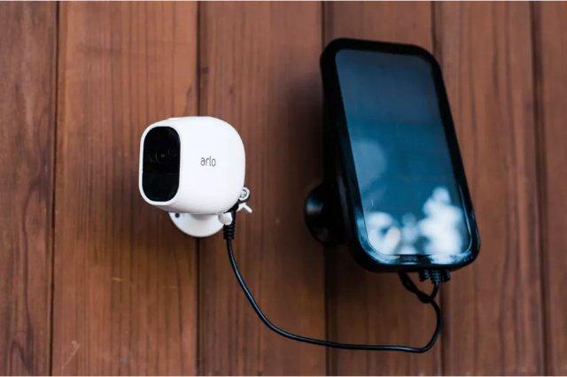 Камера безопасности Netgear Arlo Pro 2 может записывать в 1080p