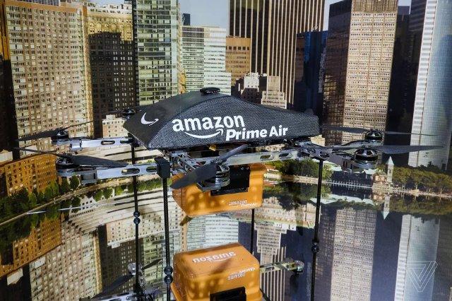 Сообщается, что Amazon разрабатывает дверной звонок, который может дать водителям доставки единовременный доступ к дому получателя