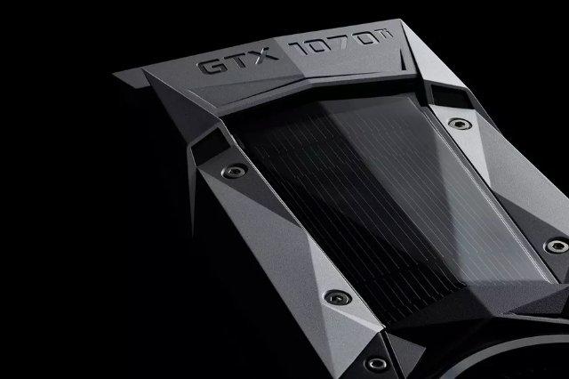 Новая видеокарта Nvidia GTX 1070 Ti стоимостью $ 449  - более мощная версия 1070