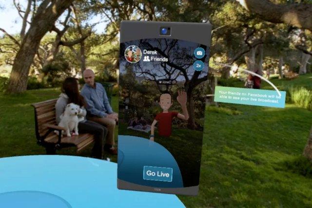 Facebook добавляет новые возможности для создания видео в приложение для видеовстреч в VR