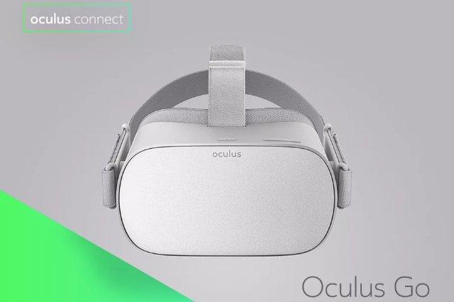 Oculus анонсирует новую автономную VR-гарнитуру стоимостью 199 долларов под названием Oculus Go