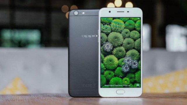 Во Вьетнаме представили новый телефон Oppo F3 Lite