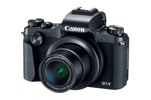 Canon добавляет датчик DSLR-размера в свою самую стильную карманную камеру