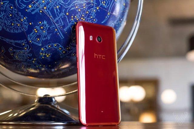 Новые версии HTC U11 могут быть показаны 2 ноября