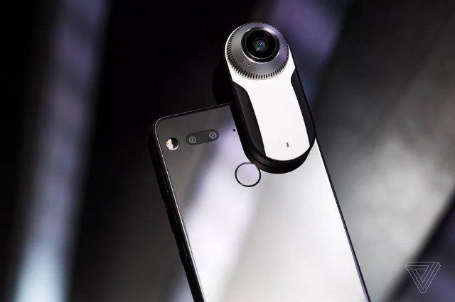 Компания Keyssa подала иск против Android Phone Essential