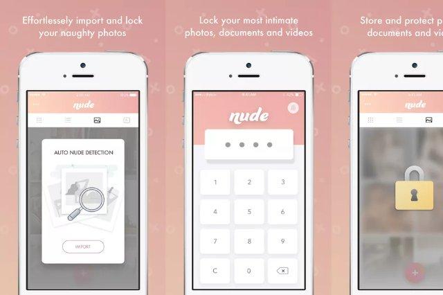 Nude - это программа следующего поколения, в котором используется ИИ, чтобы скрыть ваши обнаженные фотографии