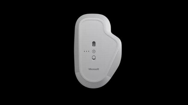 Новая мышь Surface Precision Mouse от Microsoft добавляет новые функции