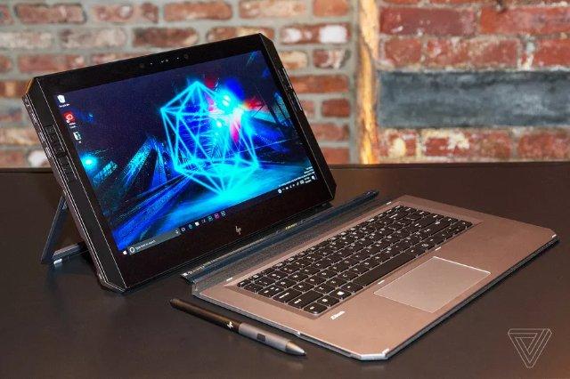 HP представил новый планшет для художников