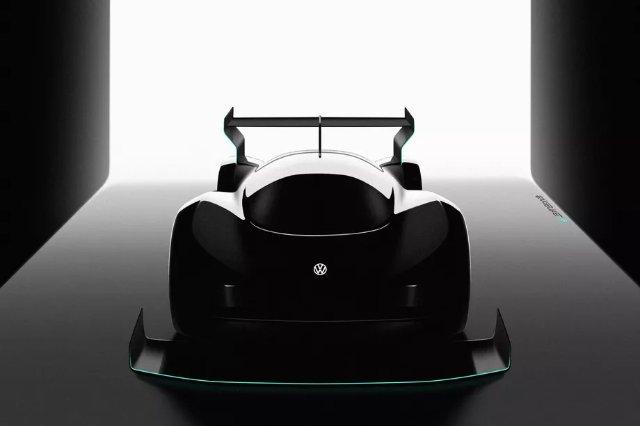 VW строит электрический гоночный автомобиль, чтобы поставить новый рекорд