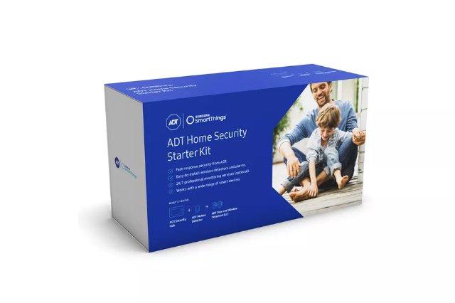 Samsung объединяется с ADT для новой домашней системы безопасности SmartThings