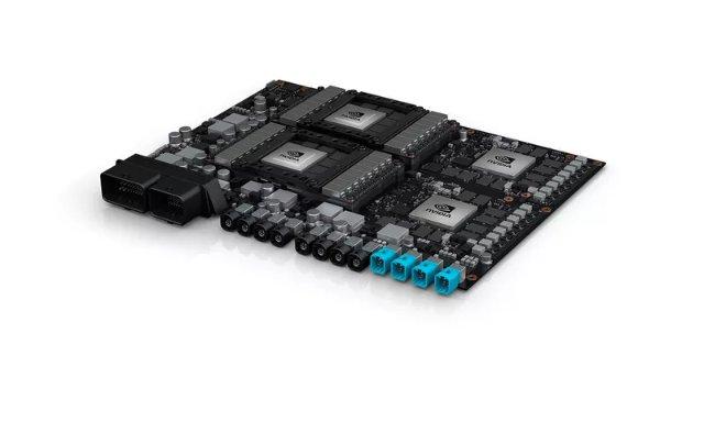 Nvidia заявляет, что ее новый суперкомпьютер обеспечит самый высокий уровень автоматизированного вождения