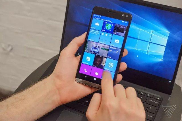 HP выпускает последний серьезный телефон Windows