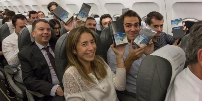 Купил билет на самолёт? Получи Samsung Note 8 в подарок!