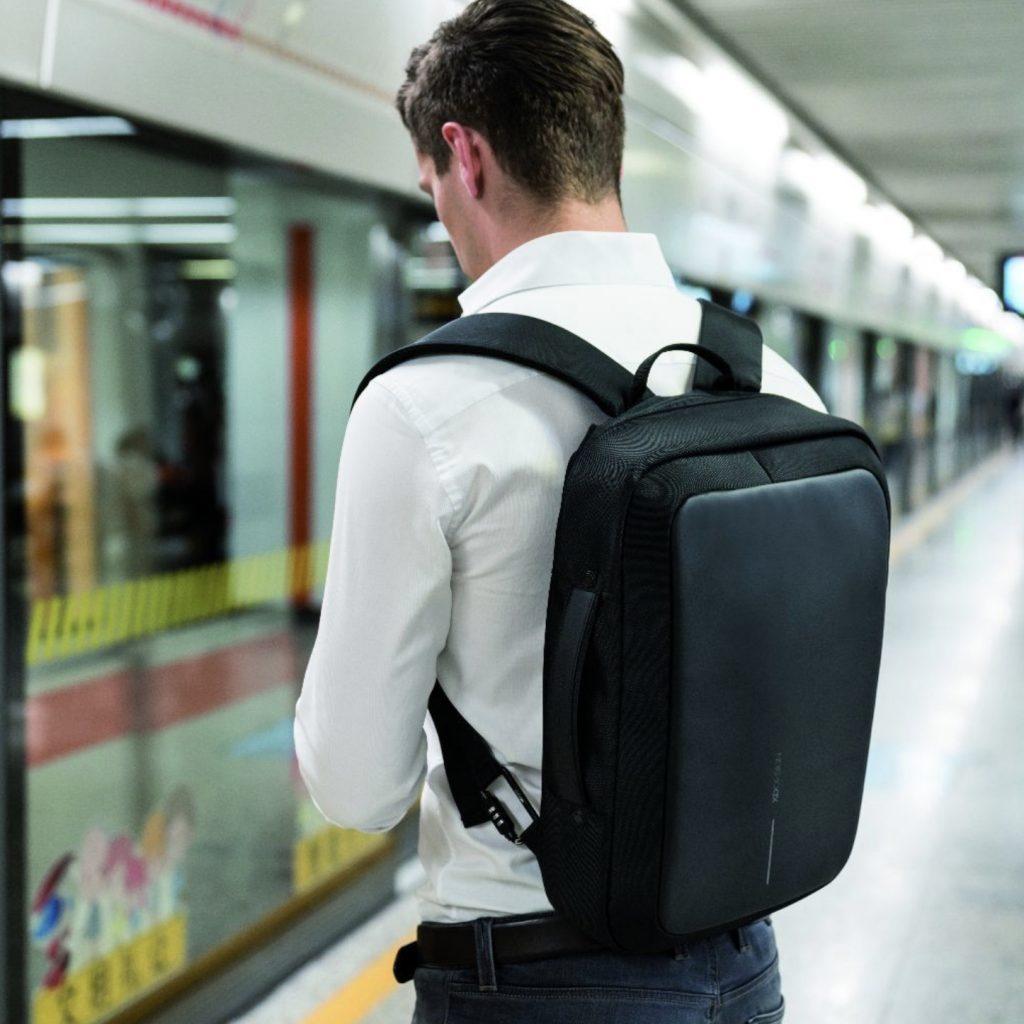 Рюкзак XD Design Bobby Bizz — офигенный!