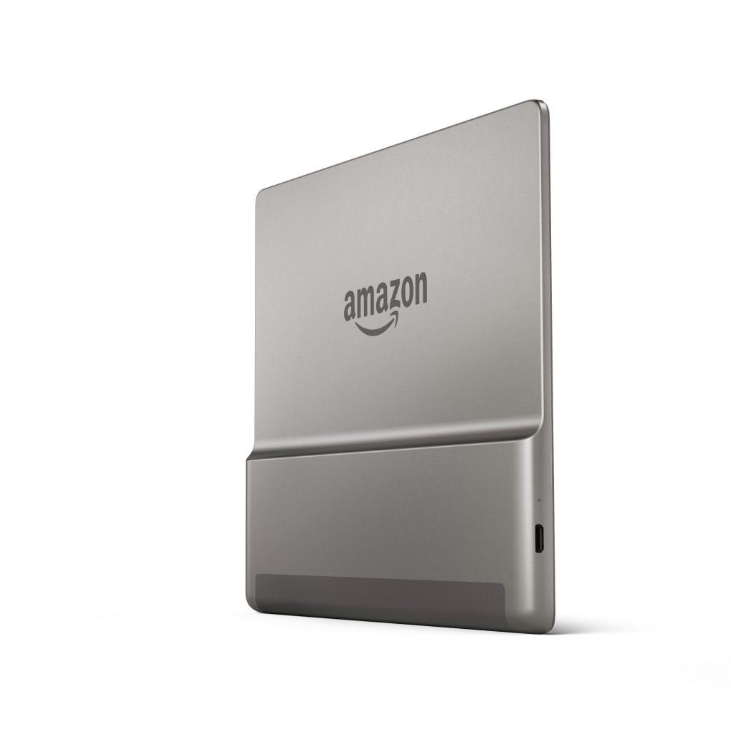Amazon Kindle Oasis: ридер с защитой от воды и Bluetooth (книга мечты)